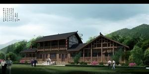 古式风格农家小酒店