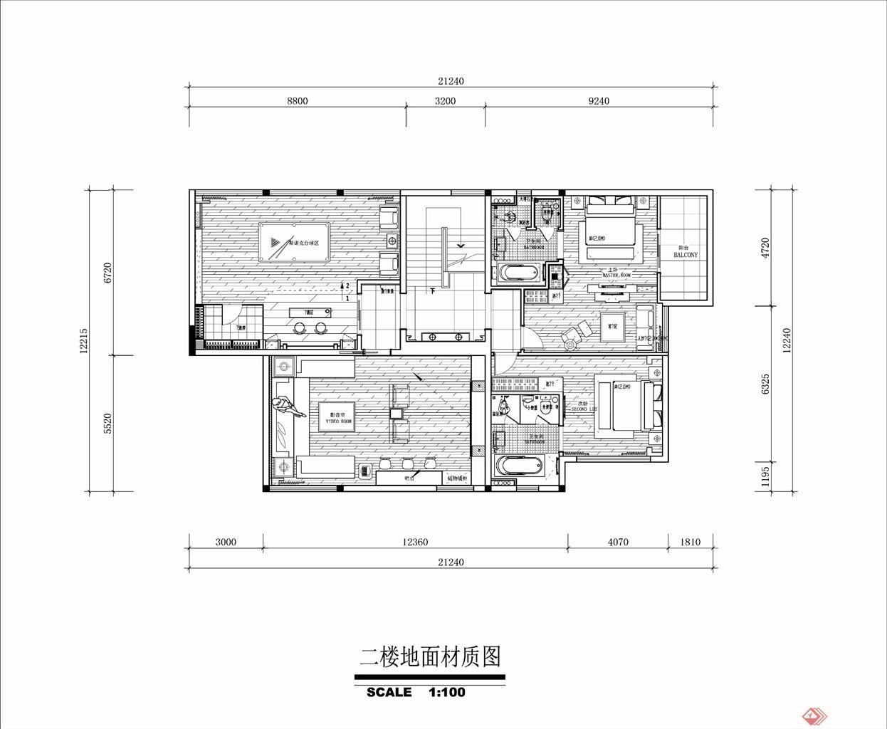 室内别墅设计