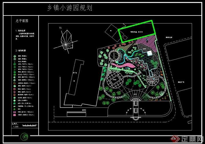 1000亩果园规划设计图展示