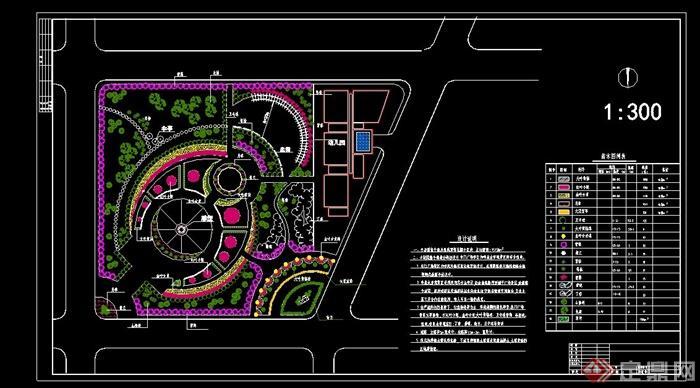 ps彩色总平面图制作流程