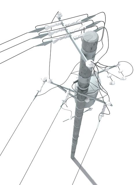 电线杆_02(2)图片
