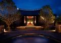 門廊,門樓,地面鋪裝,景觀樹,旅游景觀