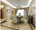 餐桌,装饰品,装饰画,吊灯,餐边柜