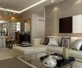 客厅,餐厅,沙发组合,茶几,沙发背景墙,吊顶
