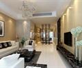 客厅,沙发组合,茶几,电视柜,装饰品,吊灯