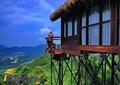 林间木屋,度假村酒店,观景台