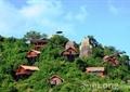 林间木屋,度假村建筑