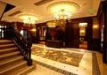 酒店大堂,吊灯,楼梯