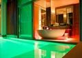 游泳池,浴缸