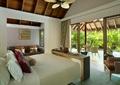 客房,双人床,床尾柜,沙发