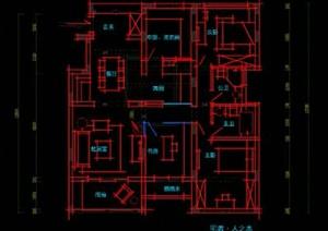 別墅、住宅空間室內平面布局設計視頻講解