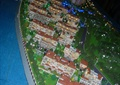 沙盘模型,小区规划模型