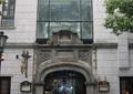 会所入口,大门入口,大门设计,门头造型
