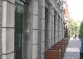 商铺外墙,花池,外墙石材