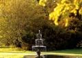 喷泉水景,圆形喷泉,喷泉水池