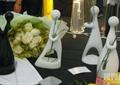 摆件,抽象花瓶,抽象人物,现代雕塑
