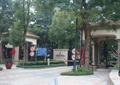 大门,入口景观,路灯,乔木,岗亭,标志牌