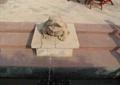 雕塑小品,喷水雕塑,蟾蜍雕塑,台阶