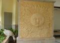 雕塑小品,浮雕景墙,太阳雕塑,鹅雕塑