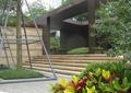 种植池,台阶,方形树池