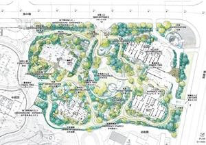 日式枯山水景观住宅景观设计方案高清文本