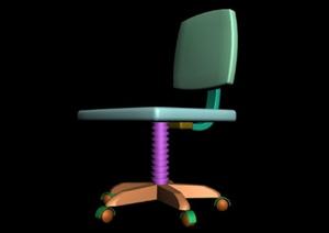 电脑椅建模word教程