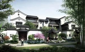吴江七都别墅设计方案