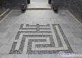 地面鋪裝,地面素材,字體裝飾,石子鋪裝,雕塑小品