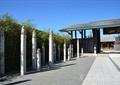 入口景观,景观柱,入口大门,牌匾