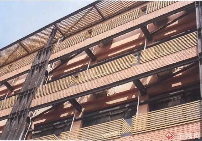 建筑节点空调板设计JPG图(3)