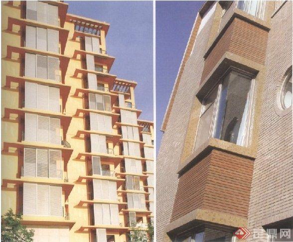 建筑节点空调板设计JPG图(2)