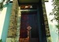 入口门,门廊,牌匾