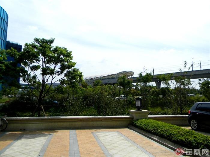 上海景观七号住宅小区远洋室内设计师王心元图片