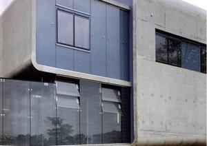 混泥土材料建筑设计JPG图