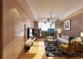 某地墅别墅室内装修设计CAD 方案图与JPG效果图