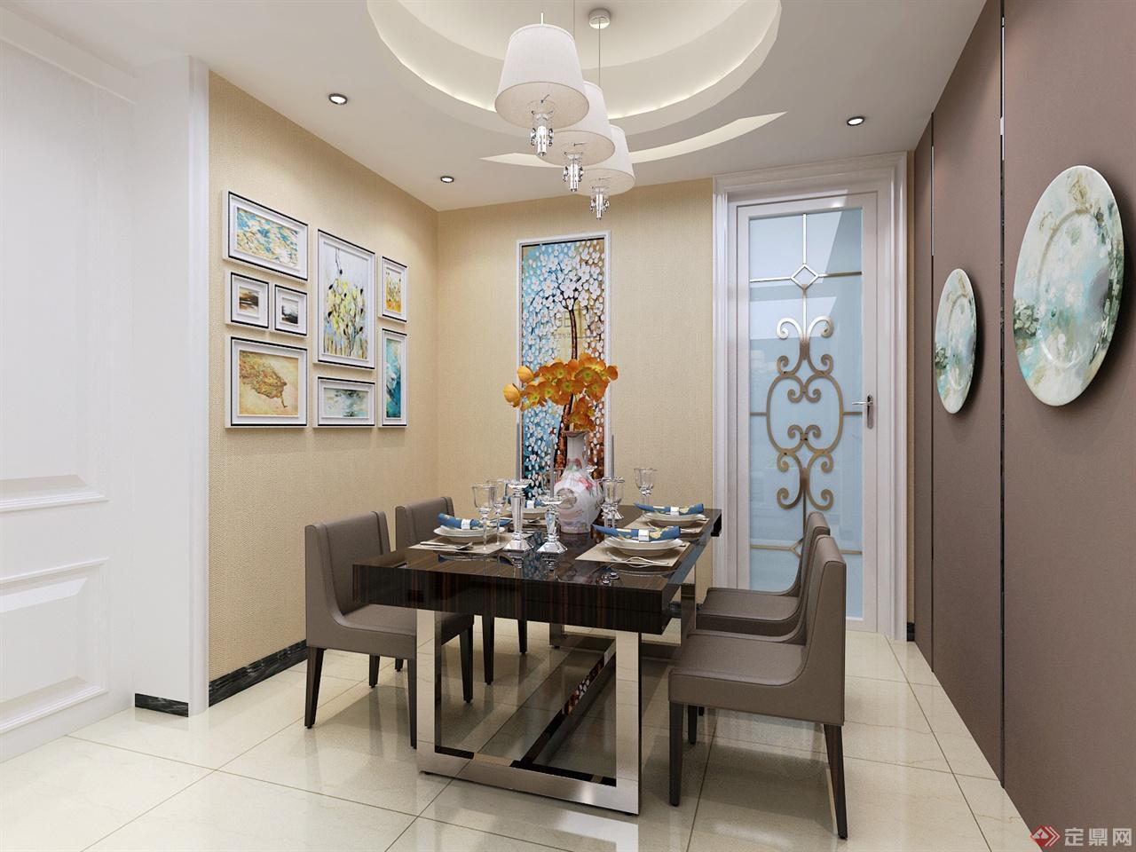 大理现代温馨婚房-佳铖室内设计工作室