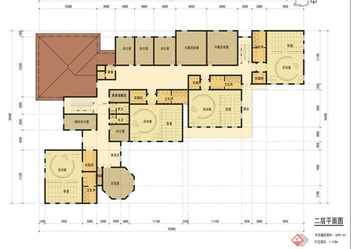 御园幼儿园建筑设计JPG方案图,该图纸内容有项目概况、设计表现、设计分析、设计图纸等,有需要的朋友请自行下载。
