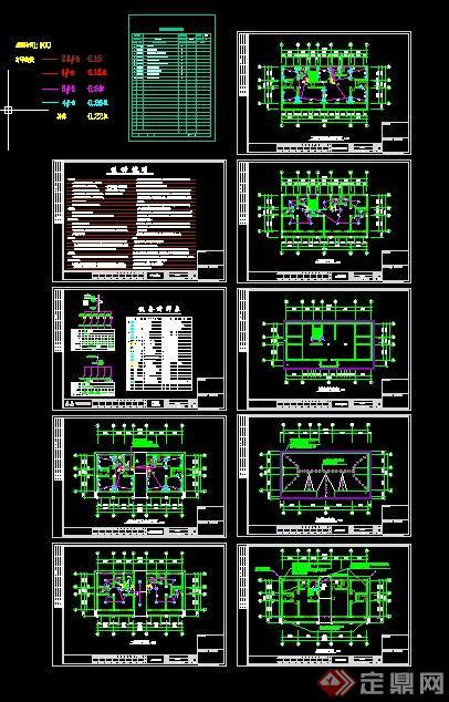 别墅欧式全套城市建筑设计cad施工图[原创]吗二层有别墅阳光溧阳图片