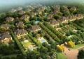 小區住宅景觀,住宅景觀,住宅小區