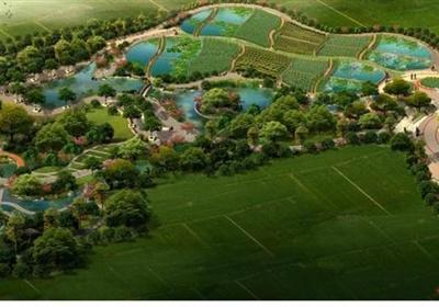 人工湿地公园规划设计方案pdf格式文本