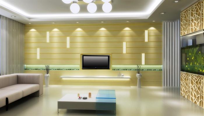 二层复式住宅空间室内装修设计施工图附效果图[原创]