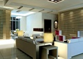 复式结构住宅空间装修设计cad施工图含JPG效果