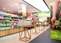 生态产品专卖店,置物桌