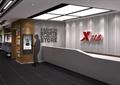 商店设计,商店展示,服务台,前台柜,标识墙,装饰墙