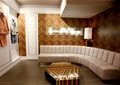 休息室,沙发茶几,形象墙