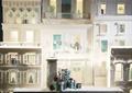 橱窗,橱窗设计,房子模型
