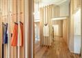 商店设计,商店展示,墙面造型,墙面木材