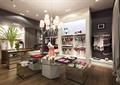 商店设计,商店展示,展示台,展示架,模特,装饰柜
