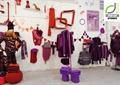 编织艺术体验店,服装店展厅