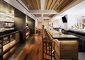 商店设计,吧台设计,吧台桌,吧台椅,吊顶设计